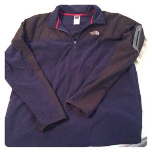 The North Face Navy Fleece Pullover